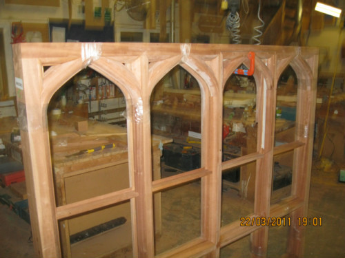 Windows in manufacture